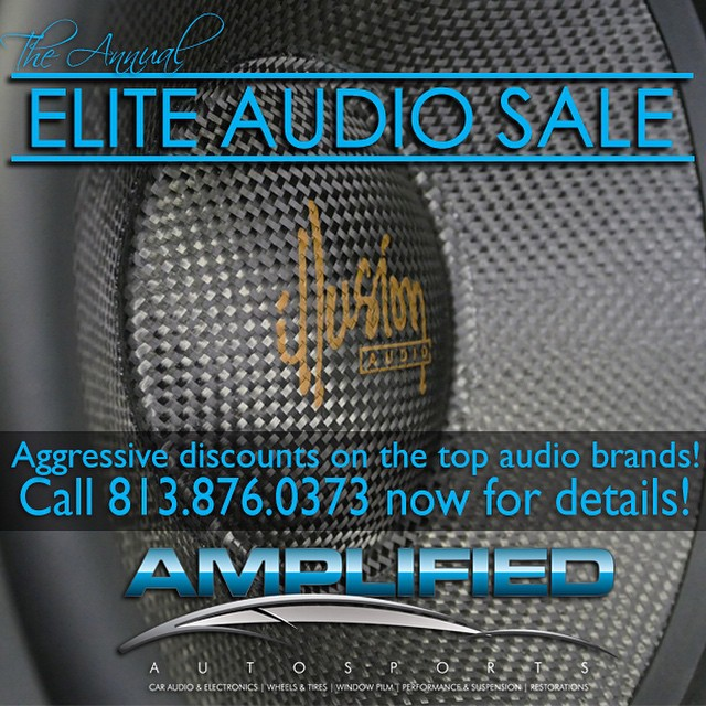 The Annual Elite Audio Sale