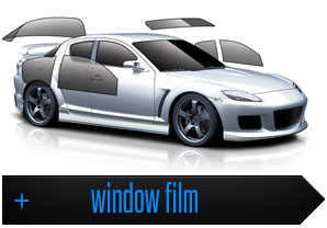 Window Film / Window Tinting